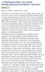 Tripadvisor Review Lightbox Horror